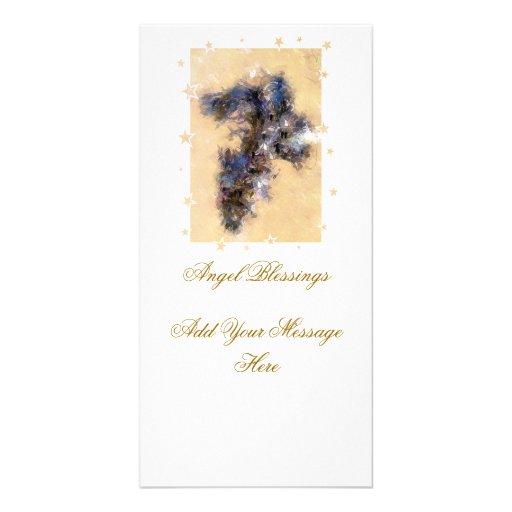 ANGEL CUSTOM PHOTO CARD