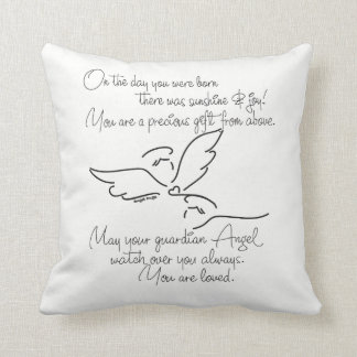 Angel pillow for baby... birthday... child