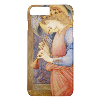 Angel Playing a Flageolet - Edward Burne-Jones iPhone 8 Plus/7 Plus Case