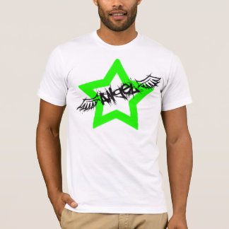 Angel PopShop Logo (Green) T-Shirt