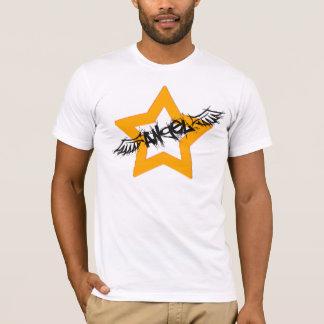 Angel PopShop Logo (Orange) T-Shirt