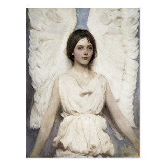 Angel Postcard