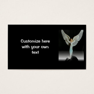 Angel Power business cards