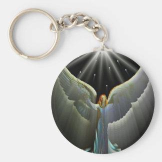 Angel Power Keychain