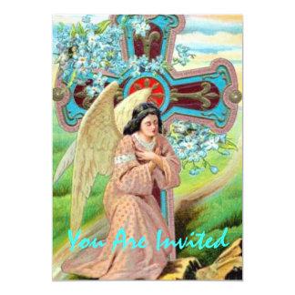 Angel Prayer Card