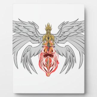 angel_queen_2 plaque