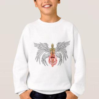 angel_queen_2 sweatshirt