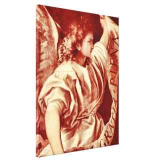 Angel Renaissance Gallery Wrap Canvas