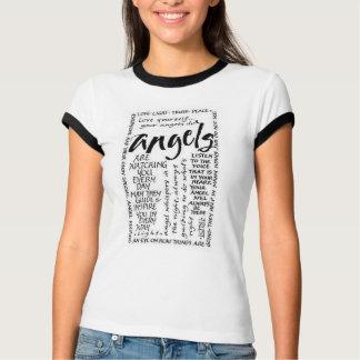 Angel Saying T-Shirt