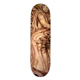 Angel Scribe Custom Pro Park Board Skateboard
