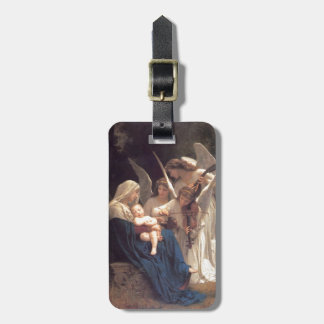 Angel Serenade Luggage Tag