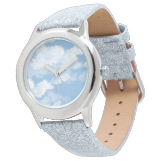 Angel sky wrist watch