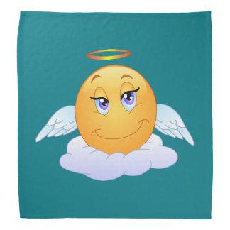 Angel smiley bandana