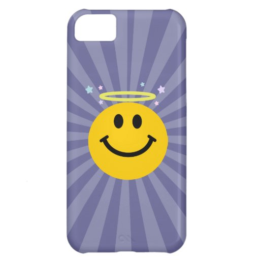 Angel Smiley face iPhone 5C Cover