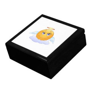 Angel smiley gift box