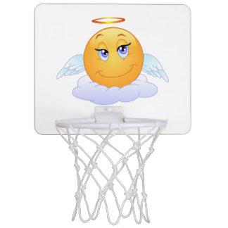 Angel smiley mini basketball hoop