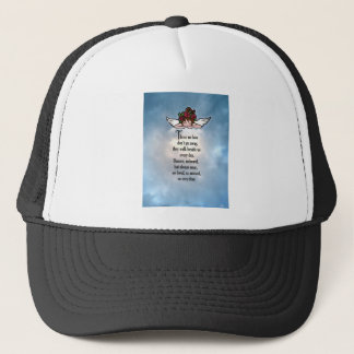 "Angel ""So Loved"" Trucker Hat"