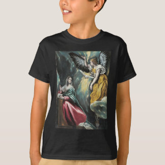Angel Speaking to Mary T-Shirt