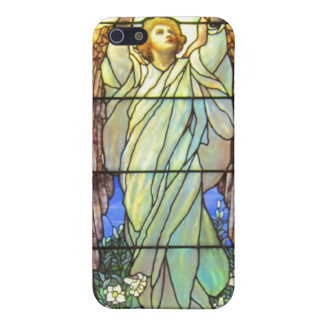 Angel, Stained Glass, iPhone 5 Case