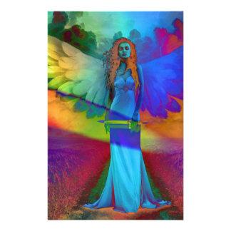 Angel Stationery