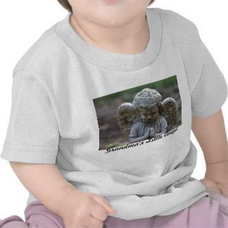 angel statue Grandma s Little Angel T Shirts