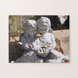 Angel Statue Puzzle