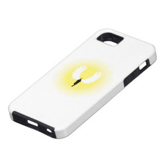 Angel Sunburst iPhone 5 Cases