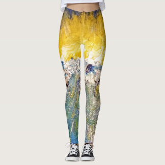 Angel Sunset Full Leggings