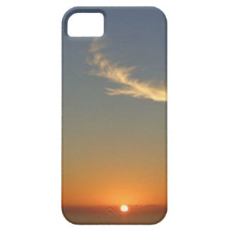 angel sunset iPhone 5 cases