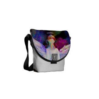 Angel Tranquility Messenger Bag