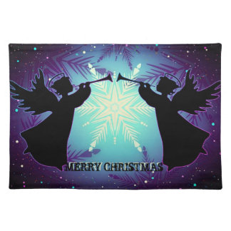 Angel Trumpets Placemat