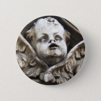 Angel Victorian Steampunk 2 Inch Round Button