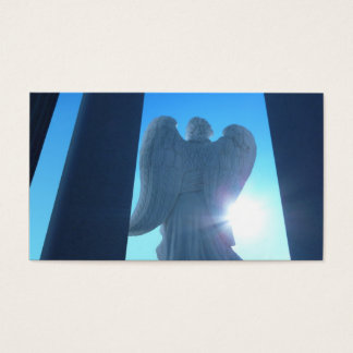 Angel View business cards