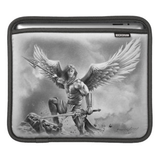 ANGEL WARRIOR iPad SLEEVE