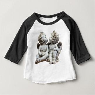Angel Wing Fairytale Feelings Female Statue Love Baby T-Shirt