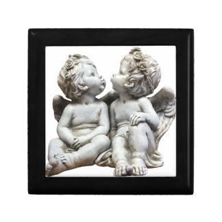Angel Wing Fairytale Feelings Female Statue Love Gift Box