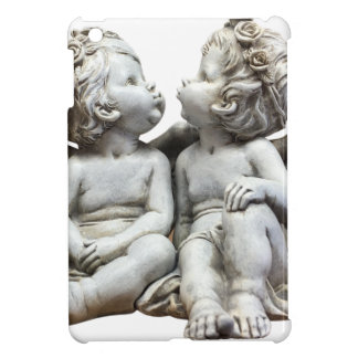 Angel Wing Fairytale Feelings Female Statue Love iPad Mini Case