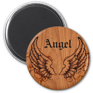 Angel Wings Custom Magnet