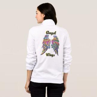 Angel Wings fleece jogger