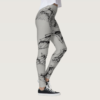 Angel Wings Leggings