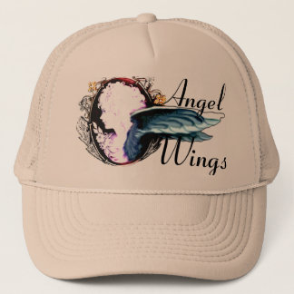 Angel Wings Logo Hat