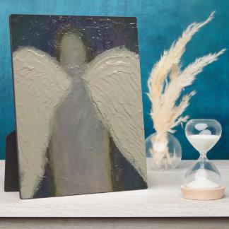 Angel Wings Plaque