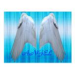 Angel Wings Post Cards