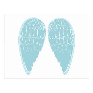 Angel Wings Postcard