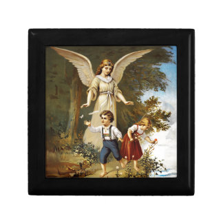 Angel with Children on a Cliff Gift Box