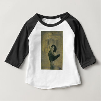 Angel with Harp Baby T-Shirt