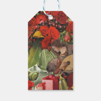 Angel with Lute Pack Of Gift Tags