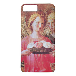 ANGEL WITH ROSES iPhone 8 PLUS/7 PLUS CASE