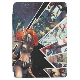 Angela Comic Montage iPad Air Cover