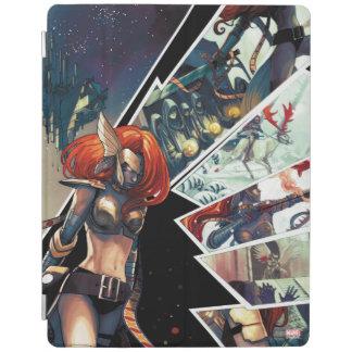 Angela Comic Montage iPad Cover